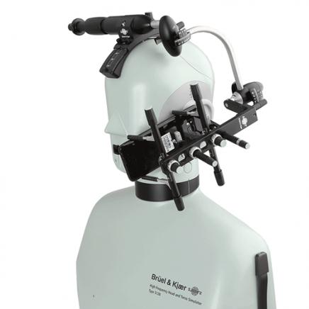 Simuladores de cabeza y torso y simuladores de oído: Brüel & Kjaer