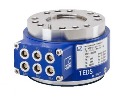 Sensor multicomponente MCS10 HBM