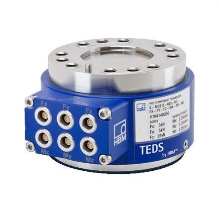 Sensores multicomponente: HBM