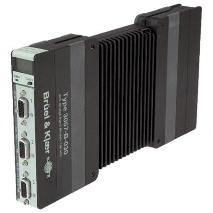 Hardware y sistemas de adquisición de datos: Brüel & Kjaer