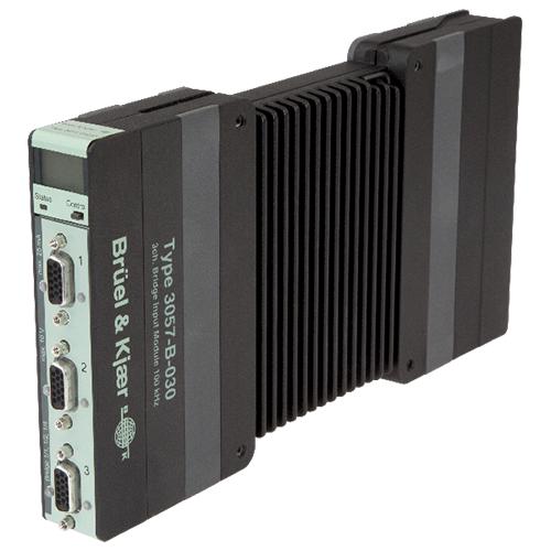 Hardware y sistemas de adquisición de datos Brüel & Kjaer