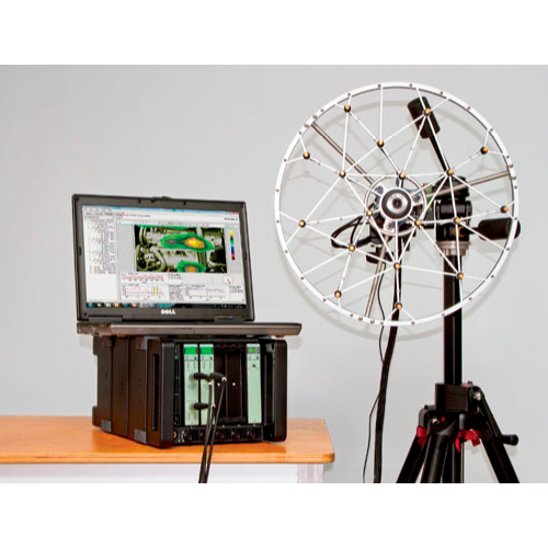 panel-frontal-Lan-Xi-UA-2112-modulo-lanxi-3050-arreglo-microfonos-bruel-Kjaer