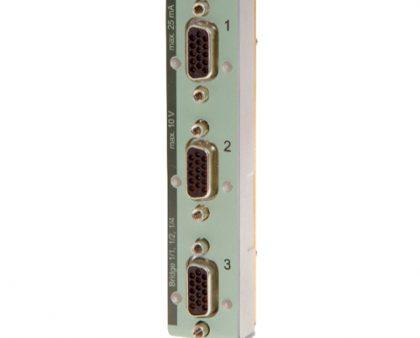 panel-frontal-Lan-Xi-UA-2121-bruel-Kjaer