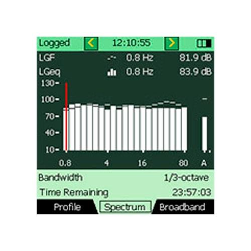 Aplicación para vibración BZ-7234 Bruel & Kjaer