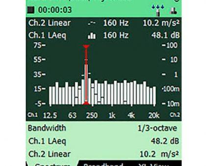 Opción de 2 canales BZ-7229 Bruel & Kjaer