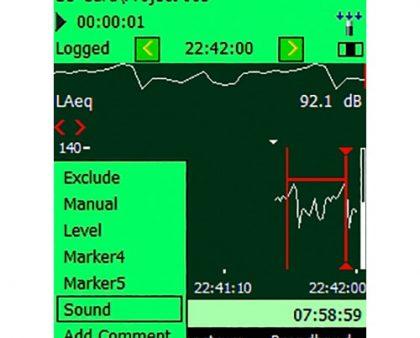 Opción de grabaciones de señal BZ-7226 Bruel & Kjaer