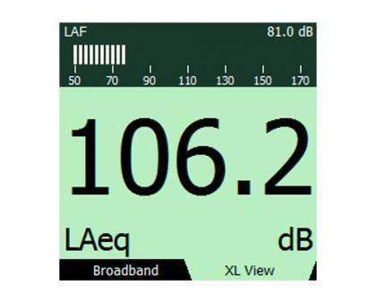 BZ-7222 Software de medición de nivel de sonido Bruel & Kjaer