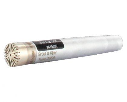 Micrófono con preamplificador 4191-B-001 Bruel & Kjaer