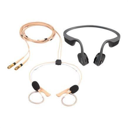 Micrófonos binaurales: Brüel & Kjaer