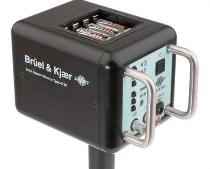 Fuente 4720 para el software de medición Bruel & Kjaer