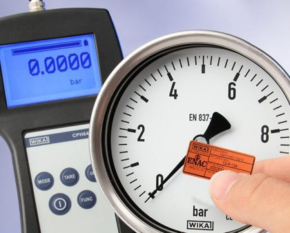 ¿Para qué nos sirven los resultados de calibración?