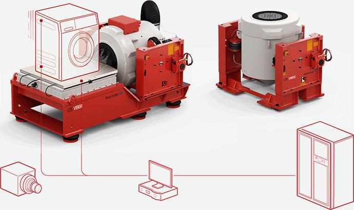 Brüel & Kjær presenta una nueva clase de Shaker enfriado por aire