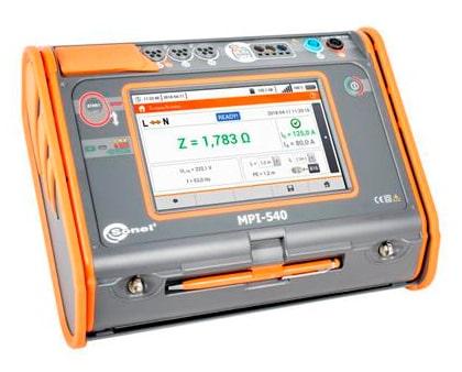 medidor sonel para mediciones eléctricas