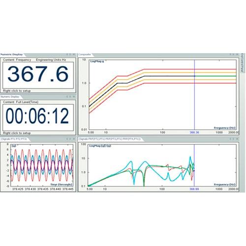 Software Control de Vibraciones: Brüel & Kjaer
