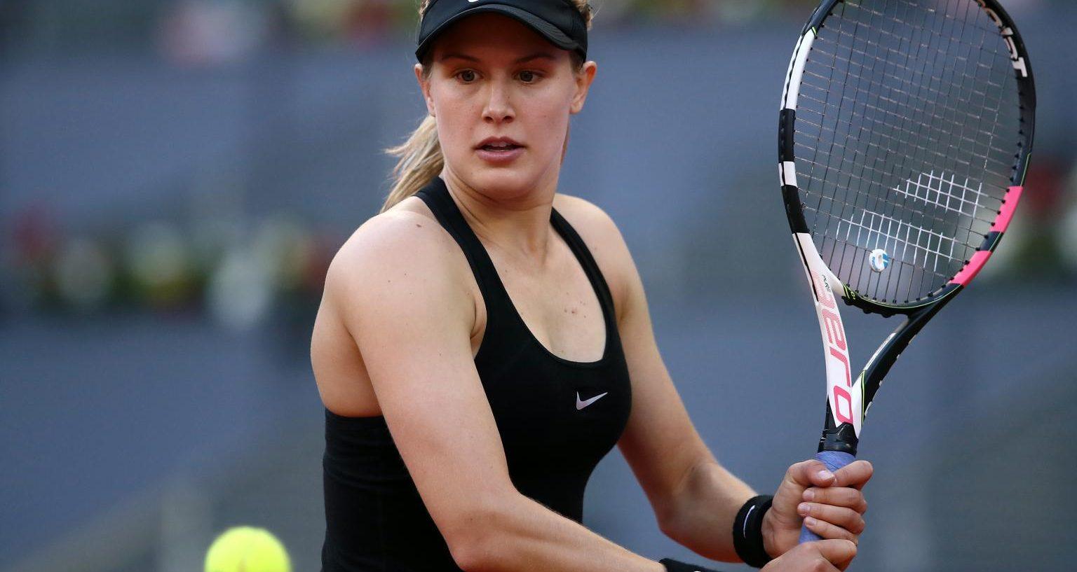 El grito en el tenis