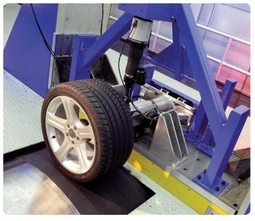 PULSE Reflex vs PULSE LabShop para pruebas de ruido en neumáticos