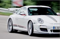 Porsche mejora su tren de válvulas con vibrometría láser