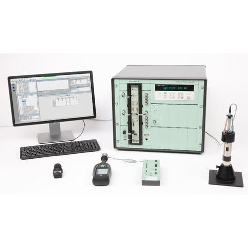 Sistemas de calibración para sonómetros y otros instrumentos: Brüel & Kjaer