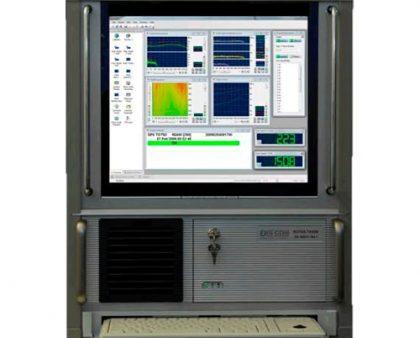 Análisis de sonido DISCOM para prueba de motor Bruel & Kjaer