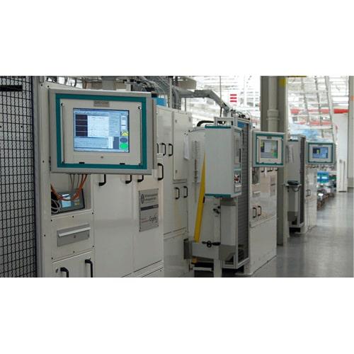 Sistemas de prueba de producción: Brüel & Kjaer
