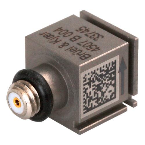 Acelerómetro piezoeléctrico 4507-B-004 Bruel & Kjaer