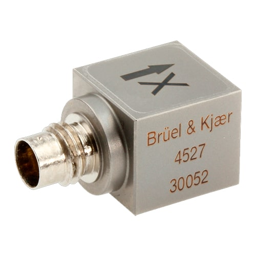 Acelerómetro triaxial 4527 Bruel & Kjaer