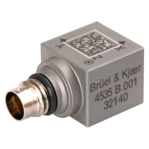 Acelerómetro triaxial 4535-B-001 Bruel & Kjaer