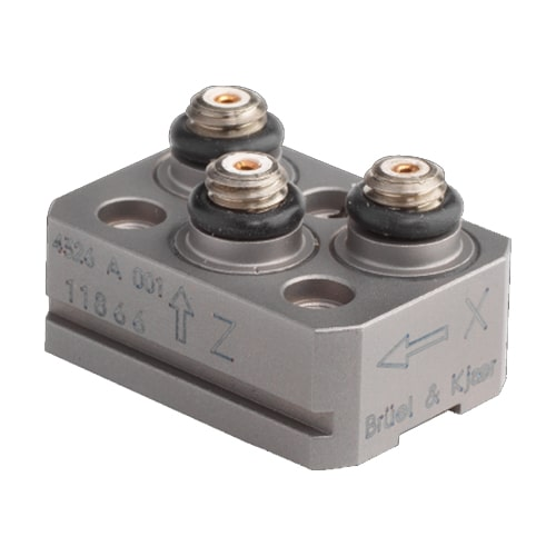 Acelerómetro piezoeléctrico 4236-A Bruel & Kjaer