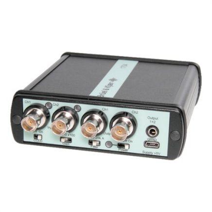 Acondicionadores y amplificadores: Brüel & Kjaer