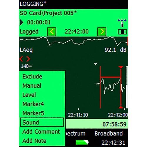 Aplicaciones para sonómetros y vibrómetros: Brüel & Kjaer
