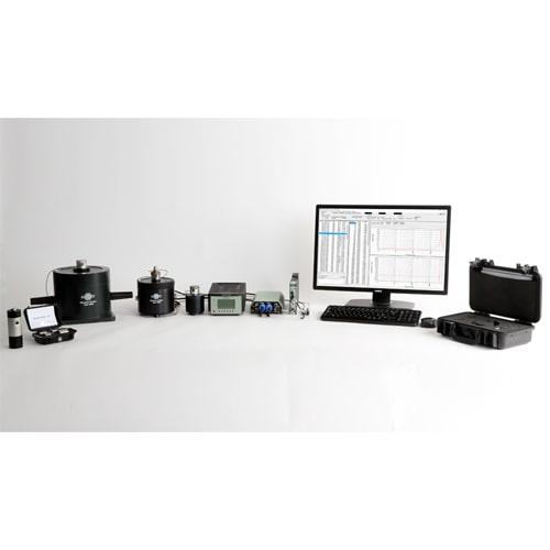 Sistemas de calibración para transductores de vibración: Brüel & Kjaer