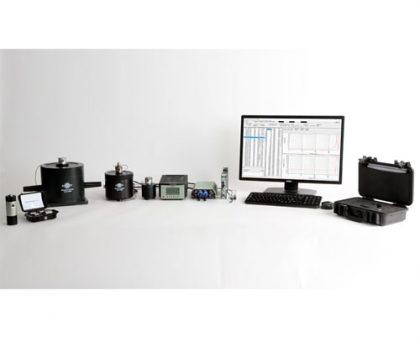 Configuración de calibración del acondicionador 3629 con 5312 Bruel & Kjaaer