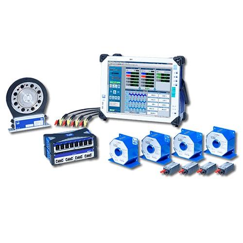 Nuevo método de análisis de eficiencia en motores eléctricos con HBM