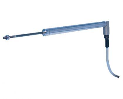 Transductor inductivo estándar de desplazamiento WA-L HBM