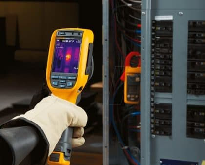 Cámara termográfica Ti125 - Fluke