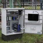 Sistema de monitoreo estructural con HBM