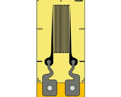 Galga extensiometrica LI66 de HBM
