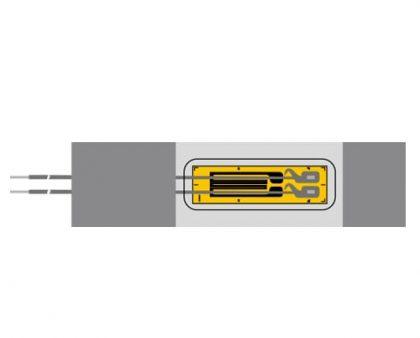 Galga extensiometrica-LS31HT de HBM