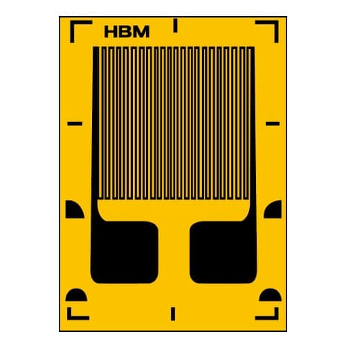 Galga extensiometrica TT-3-100 HBM