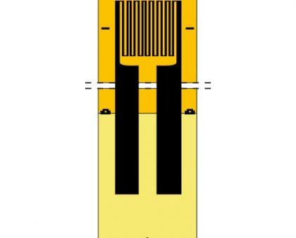 galga extensiometrica-PMS40 de HBM