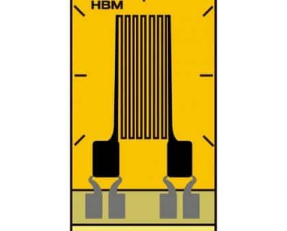 GALGA EXTENSIOMÉTRICA LC61- HBM