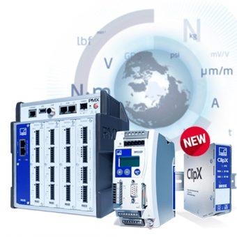 Acondicionadores y convertidores de señal: HBM