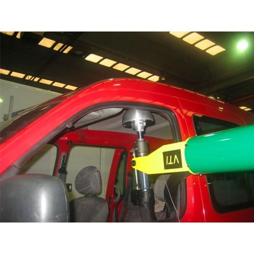 pruebas de seguridad pasiva en autos