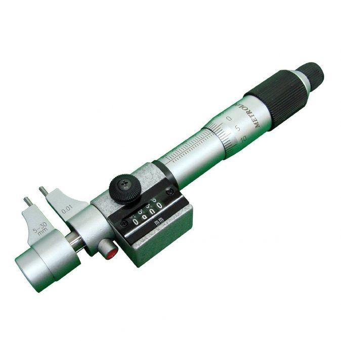 Cabeza de micrómetro